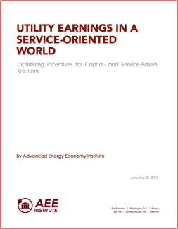 Utility Earnings in Service-Oriented World