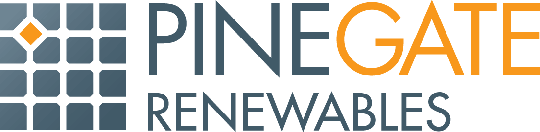 Pine Gate Renewables Logo